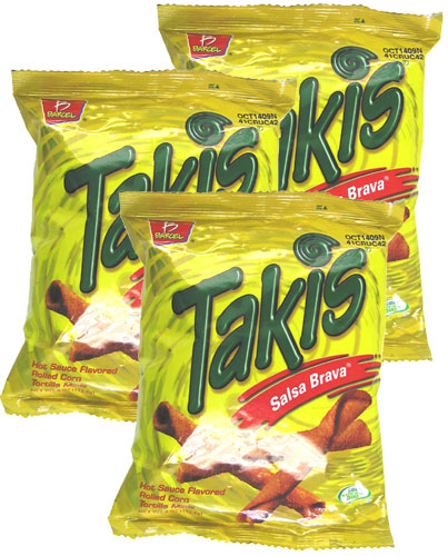 how to make takis chips