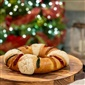Picture of Buy Rosca de Reyes - Three Kings Cake - Kings Day Mexican Sweet Bread - Item No. 10096