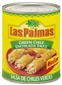 Las Palmas Green Chile Sauce - Medium