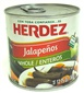 Herdez Whole Jalapenos