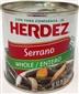 Herdez Serrano Peppers