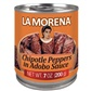La Morena Chipotle Peppers in Adobo Sauce (Pack of 3)