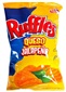 Ruffles Queso Jalapeno Potato Chips by Sabritas (Pack of 3)