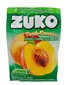 Zuko Peach Flavor Drink Mix (1 Liter / 0.9 oz) (Pack of 3)
