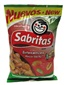 Sabritas Mexican Style Peanuts - Botana Mexicana (Pack of 3)