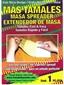 Tamales Masa Spreader - Extendedor de Masa MAS TAMALES Mex-Sales