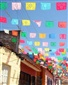 Picture of Fiesta Decorative Plastic Banner - Papel Picado de Plastico 150 ft - Item No. 50409-90230