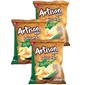 Barcel Jalapeno Chip's by Papas Toreadas (Pack of 3)