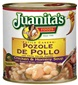 Picture of Pozole with Chicken - Juanita's Chicken Pozole - Item No. 70132-00750
