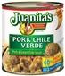 Juanita's Chile Verde - Pork & Green Chile Sauce