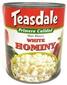 Teasdale Maiz Blanco - White Hominy