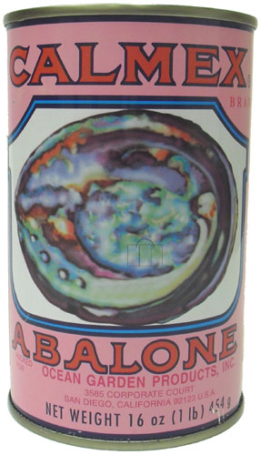Calmex Abalone Ocean Garden Products 16 Oz