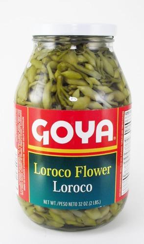 32 Flower Toe Nail Designs: Goya Loroco Flower 32 Oz
